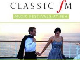 Classic FM partners with P&O Cruises 'Music Festivals at Sea'