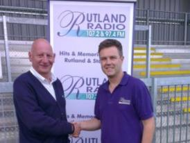 Stamford AFC in partnership with Rutland Radio