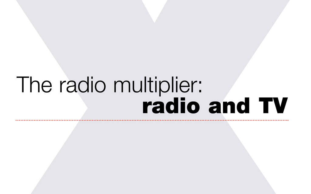 radio-multiplier