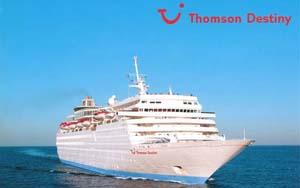 Thompson Destiny Cruise