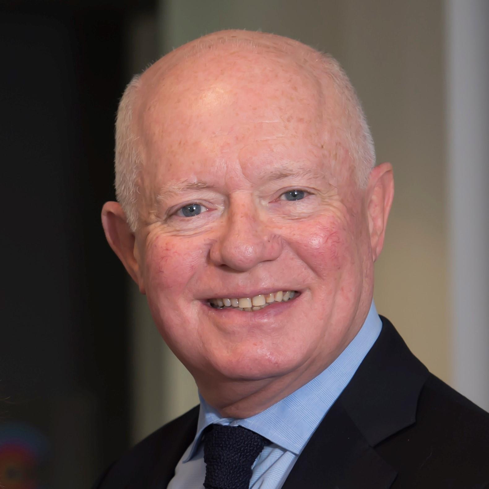 Howell James CBE