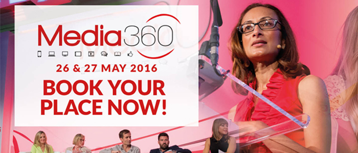 Radiocentre announced as Association Partner for Media360 and take advantage of early bird offer worth £150