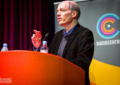 Alain de Botton, Radiocentre, Tuning In: See Radio Differently, 17May2016, Photographer BronacMcNeill