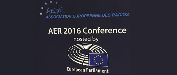AER 2016 Conference Blog