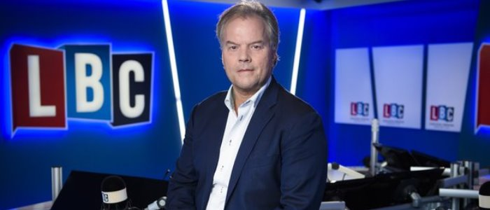 Matt Frei to join LBC for Saturday morning show