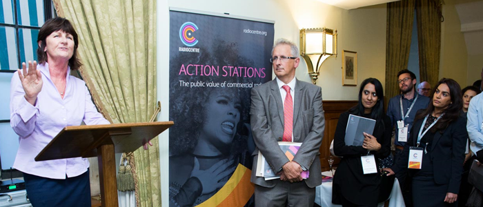 Action Stations launched in House of Commons