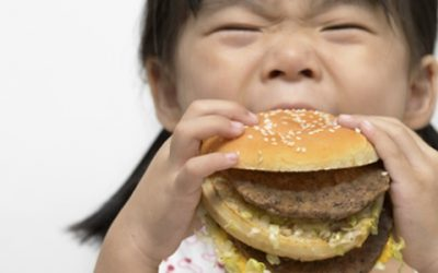 A positive change: New rules ban the advertising of high fat, salt and sugar food and soft drink products in children's media