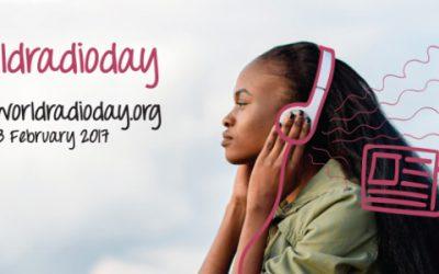 World Radio Day: 'Radio is you'
