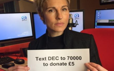 Commercial radio supports DEC appeal for East Africa