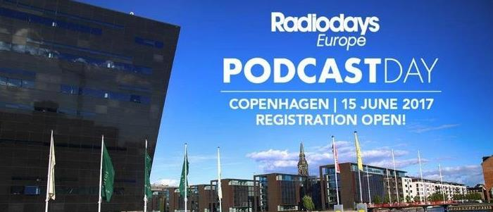 RDE Podcast Day speakers announced