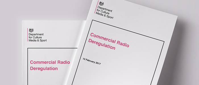 Call for prompt action on commercial radio deregulation