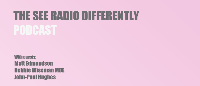 All new episode of the See Radio Differently Podcast