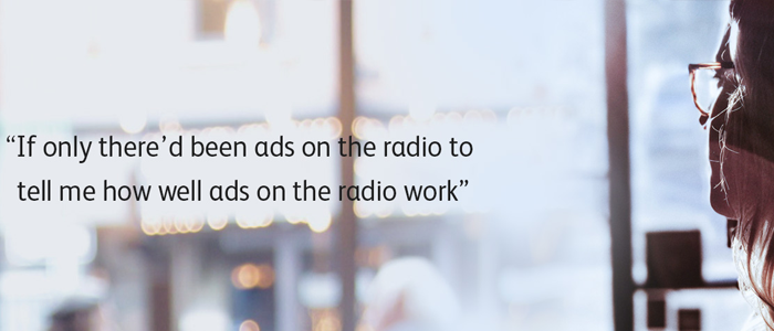 New radio ad campaign launched