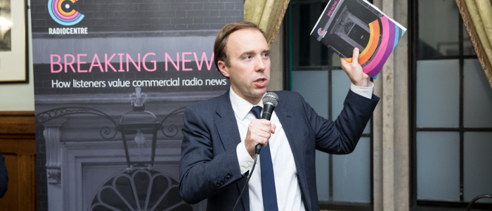 'Breaking News' Launches in Parliament