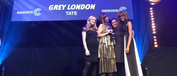 Radio's triple win at the Campaign Big Awards