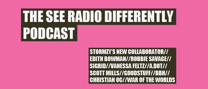 New podcast episode with A.Dot, Stormzy's new collaborator, Edith Bowman and more