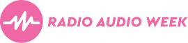 Radio Audio Week Logo